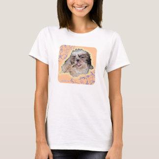 Poronchi puppy flute T-Shirt