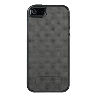 Porous Dark Metal Screen OtterBox iPhone 5/5s/SE Case