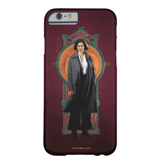 Porpentina Goldstein Art Deco Panel Barely There iPhone 6 Case