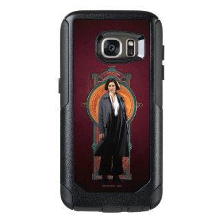 Porpentina Goldstein Art Deco Panel OtterBox Samsung Galaxy S7 Case