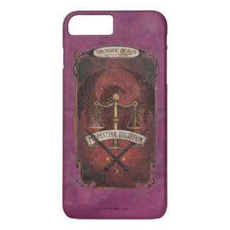 Porpentina Goldstein M.A.C.U.S.A. Graphic iPhone 8 Plus/7 Plus Case