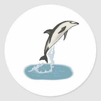 Porpoise Stickers