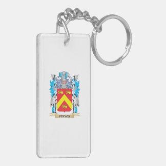 Porson Coat of Arms - Family Crest Acrylic Keychains