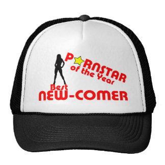 Porstar of the year - Best new comer Cap