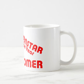 Porstar of the year - Best new comer Coffee Mug