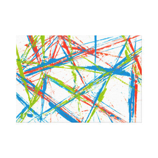 Porsuit of happiness canvas print