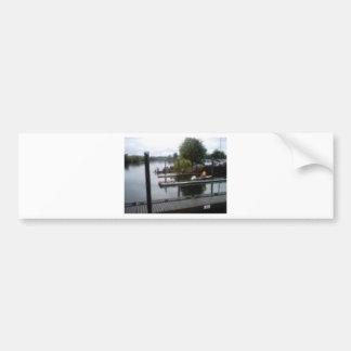 Port Alberni Bullhead Durby Bumper Sticker