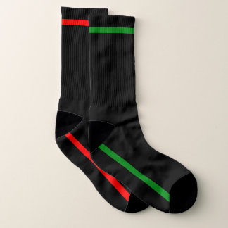 Port and Starboard Sailor's Socks (Large) Vers 2