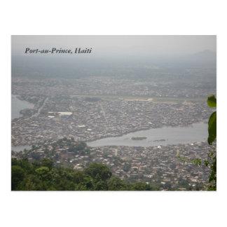 Port-au-Prince, Haiti Postcard