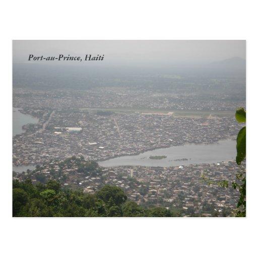 Port-au-Prince, Haiti Postcards