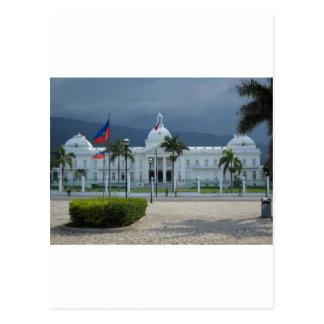 Port au Prince, Haiti Postcard