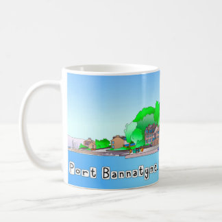 Port Bannatyne Isle of Bute mug