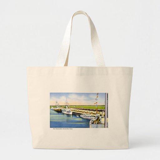 Port Brownsville, Brownsville, Texas Bag