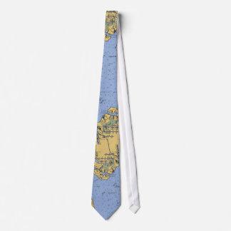 Port Charlotte, Florida Nautical Chart Tie
