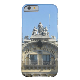 Port de Barcelona Barely There iPhone 6 Case
