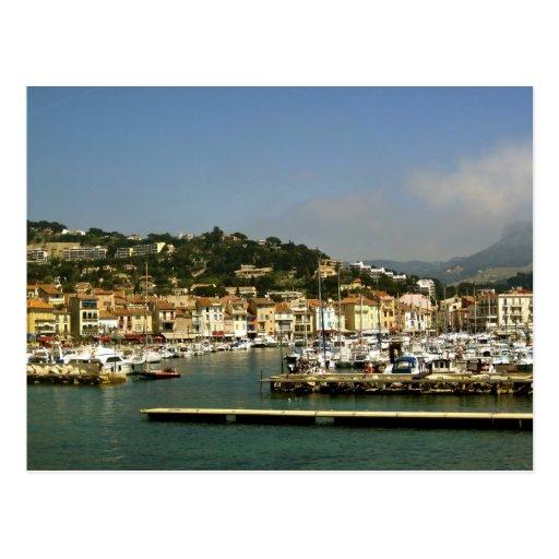 Port de Cassis Post Card