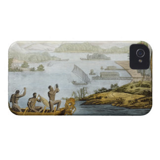 Port Dury, plate 75 from 'Le Costume Ancien et Mod Case-Mate iPhone 4 Cases