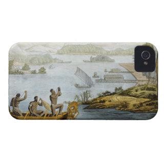 Port Dury, plate 75 from 'Le Costume Ancien et Mod iPhone 4 Case