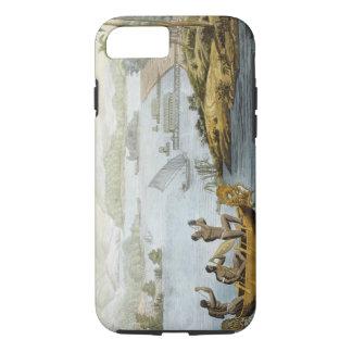 Port Dury, plate 75 from 'Le Costume Ancien et Mod iPhone 7 Case