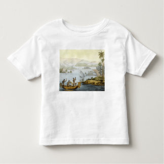 Port Dury, plate 75 from 'Le Costume Ancien et Mod Toddler T-Shirt