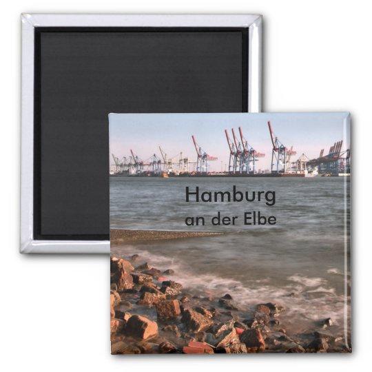 Port Hamburg Magnet