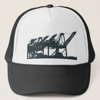 Port Harbror Cranes Hat