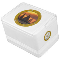 Port Hole View Igloo Can Coolers Igloo Cool Box