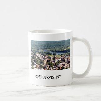 PORT JERVIS, NY COFFEE MUG