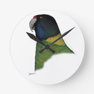 port lincoln parrot, tony fernandes round clock