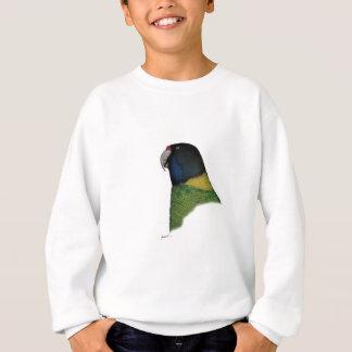 port lincoln parrot, tony fernandes sweatshirt