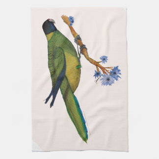 port lincoln parrot, tony fernandes tea towel