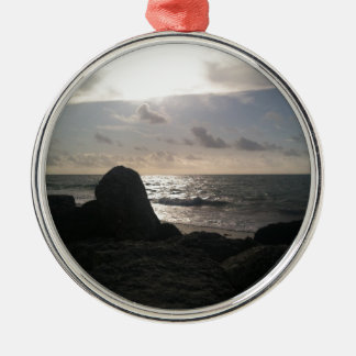 Port Lucaya, Freeport, Bahamas Sunrise Christmas Ornament