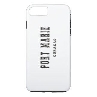 Port Marie Curacao iPhone 7 Plus Case