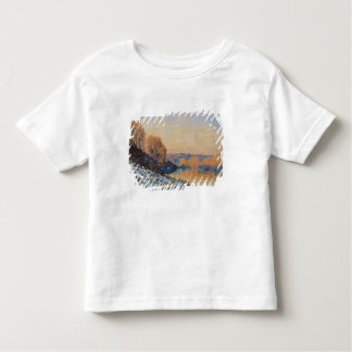 Port-Marly, White Frost, 1872 Toddler T-Shirt