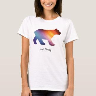 Port Moody Geometric Bear 🐻 T-Shirt