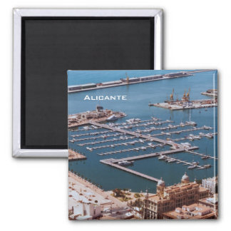 Port of Alicante Magnet