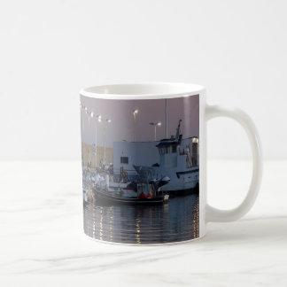 Port of Altea when anochcer, Spain Coffee Mug
