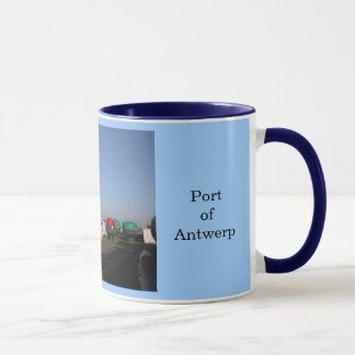 Port of Antwerp 3 Mug