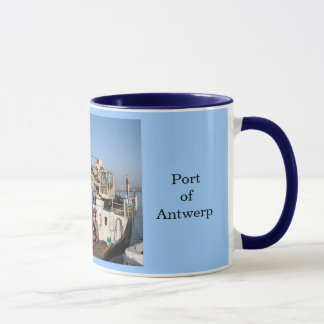 Port of Antwerp Mug