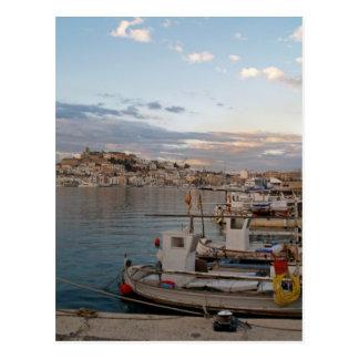Port of Ibiza Postcard