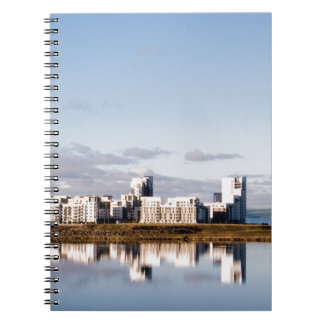 Port Of Leith, Edinburgh Notebook