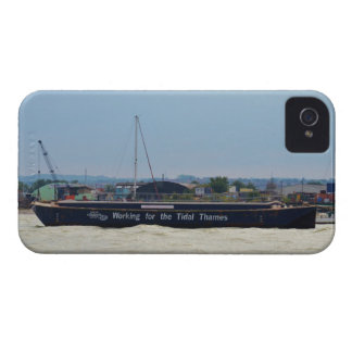 Port Of London Barge iPhone 4 Case-Mate Cases