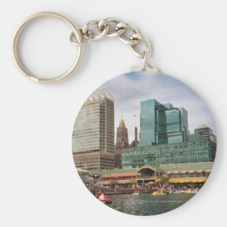 Port of Maryland Key Ring