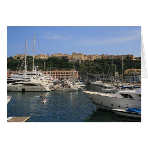 Port of Monaco Cards