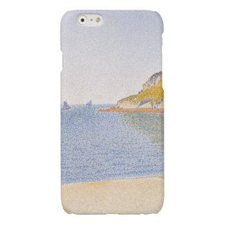 Port of Saint-Cast by Paul Signac iPhone 6 Plus Case