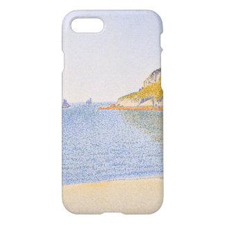 Port of Saint-Cast by Paul Signac iPhone 7 Case