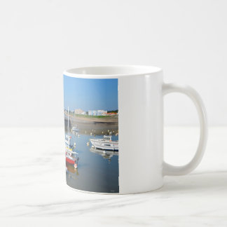 Port of Saint-Michel-Chef-Chef in France Mugs