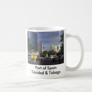 Port of Spain, Trinidad & Tobago... Coffee Mug