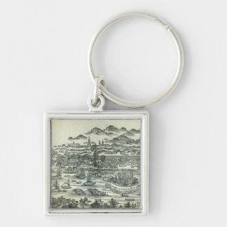 Port of the City of Canton Key Ring