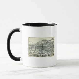 Port of the City of Canton Mug